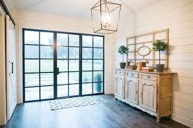Chip And Joanna Gaines House by Barndominium Doors Anderson Glass