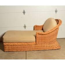 Chaise Lounge By Hillcraft Furniture Company  EBTH - Hillcraft furniture sofa