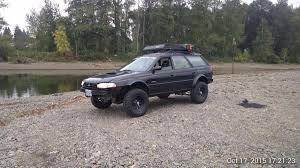 subaru forester off road lifted 98 legacy outback lift build off road ultimate subaru message