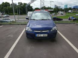 opel corsa 2004 sedan opel corsa 1 3 l hatchback 2004 m a6032289 autoplius lt