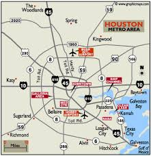 map houston airports houston airports map my