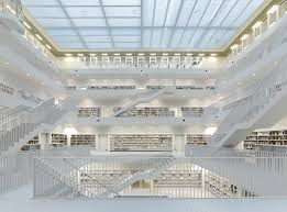 Stuttgart City Library | stuttgart city library yi architects archdaily