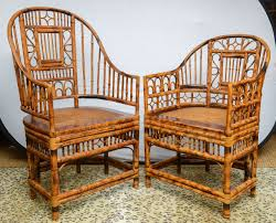 chinese chippendale chairs superb set of four bamboo vintage chinese chippendale chairs and