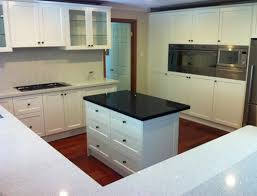 white kitchen island with black granite top granite top kitchen island majestichondasouth