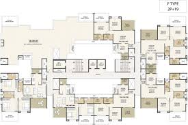 Emirates Stadium Floor Plan Kolte Patil Western Avenue In Wakad Pune Price Location Map
