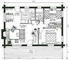 Floor Plans For Log Cabins Winchester Log Home Plans