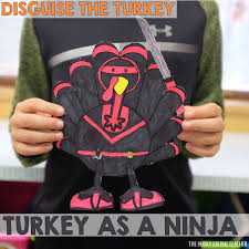 thanksgiving writing assignment the husky loving teacher disguise the turkey the perfect