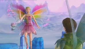barbie fairies images barbie magic rainbow