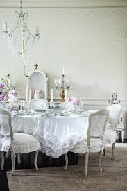 jessica simpson home shabby chic style dining room los