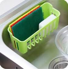 Kitchen Sponge Holder Casabella Sink Sider Set With Faucet Sponge - Kitchen sink sponge holder