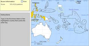 us map quiz sheppard software interactive map of oceania countries of oceania expert sheppard