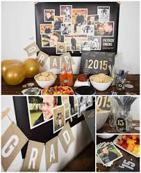 ideas for college graduation party graduation party decoration ideas for guys style by