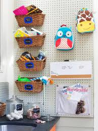 21 creative pegboard ideas for your entire house hgtv u0027s