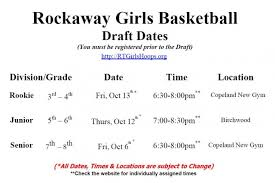 rockaway girls basketball program powered by sports illustrated play