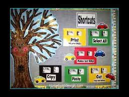 Classroom Soft Board Decoration Ideas Very Creative Computer Lab Bulletin Board Decoration Ideas Youtube