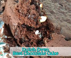 best chocolate cake recipe ever made in dutch oven