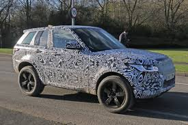 land rover 2018 all new 2018 land rover defender first spy shots snapped