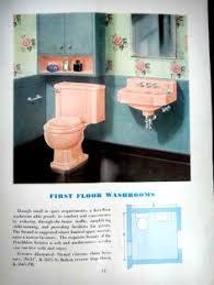 1923 kohler sink u0026 tub advertisement bathroom pinterest