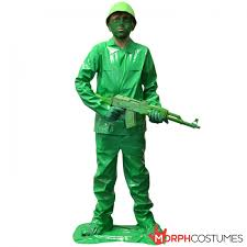 Toy Soldier Halloween Costume Kids Theme Costumes Morph Costumes
