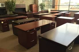 Used Office Desk Used Office Furniture Resellers For Milwaukee Chicago Metro