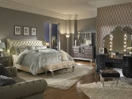 Aico Office Furniture Michael Amini Aico Hollywood Swank King Bedroom Collection