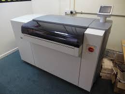 pre press used pre press machines heidelberg topsetter p74 ctp system