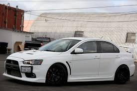 evolution mitsubishi 2014 2014 mitsubishi lancer evolution gsr leather sunroof sound pkgs