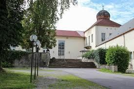 Bad Wiessee Schwimmbad Jodschwefelbad Mit Wandelhalle Filmregion Tegernsee Schliersee