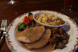 lake louise station restaurant turkey dinner flickr