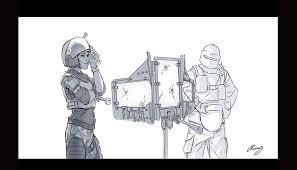 Patch 5 4 Siege Rainbow Six Siege Operator Update Operator Teased In Mid