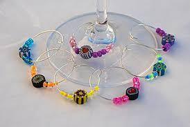 wine glass charms lovetoknow