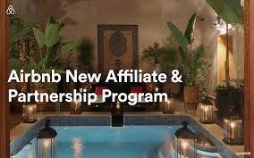 another opportuity to purchase airbnb airbnb has a new affiliate partnership program all about