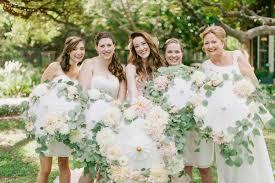 romantic texas wedding with a pink wedding dress ruffled