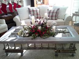decorate coffee table pretty christmas coffee table decorating ideas contemporary