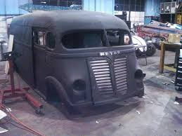 Rat Rods For Sale Cheap First Look At The Metro Delivery Van