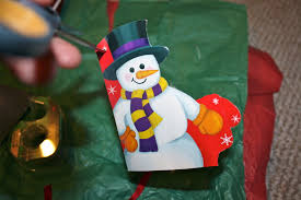 chipper crafts recycle old christmas cards for tree ornaments