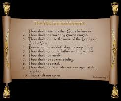the ten commandments creatively designed u2013 child of yahushua