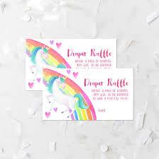 unicorn baby shower signs printable customized diy fairytale