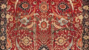 Oriental Rugs Washington Dc Persian Rug From 1600s Fetches Record 33 7m At Auction Cbs News