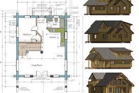 derksen cabin floor plans options cotton state barns 100 12x24