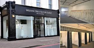 wedding dress outlet factory store for discount designer wedding dress factory outlet