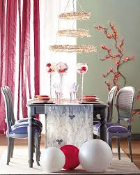 modern table setting ideas celebration