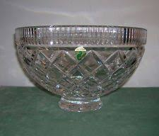 Vintage Waterford Crystal Vases Vintage Lot Of 8 Waterford Crystal Old Fashioned Tramore Pattern