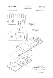 patente us3548413 fireplace glove google patentes