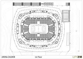arena floor plans gallery of arena zagreb upi 2m 35