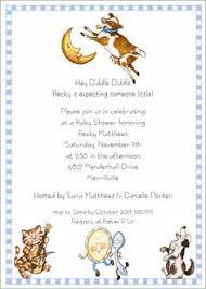 nursery rhyme baby shower nursery rhyme baby shower invitations yourweek f4cacceca25e