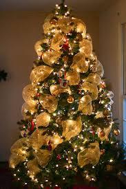 wide christmas ribbon trendy inspiration decorative christmas ribbon on tree mesh wired