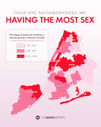 Map Of Nyc Neighborhoods These Nyc Neighborhoods Are Having The Most The Date Report