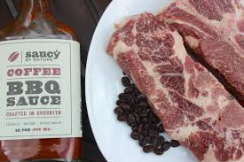 saucy by nature coffee bbq sauce country style ribs charlotte