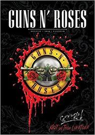 guns n roses official 2018 calendar a3 poster format calendar
